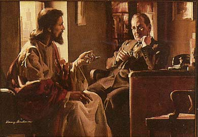 Divine Counselor, by Harry Anderson
