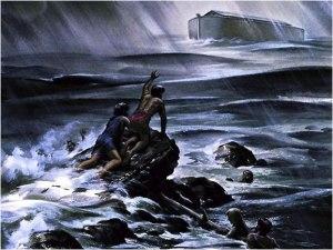 Noah's Flood-Judgment